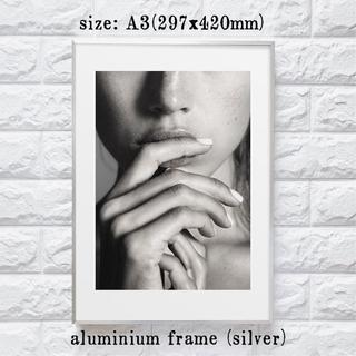 【フレームセット・140A3MFA】A3サイズアートポスター(その他)