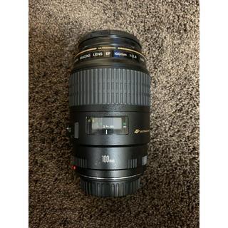 キヤノン(Canon)のEF 100mm F2.8 macro usm(レンズ(単焦点))