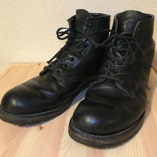 レッドウィング(REDWING)の【廃藩モデル】RED WING ベックマン 9014 26.5cm ブラック(ブーツ)