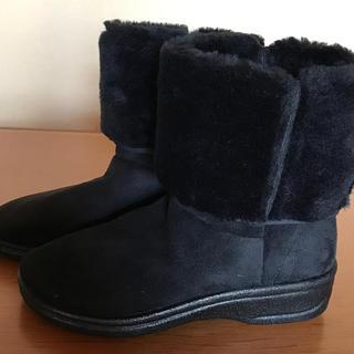 アルコペディコ(ARCOPEDICO)の新品 アルコペディコ  2wayムートンブーツ ブラック35(ブーツ)