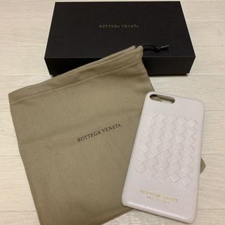 ボッテガヴェネタ(Bottega Veneta)のBOTTEGA VENETA iPhoneケース(7plus 8plus)(iPhoneケース)