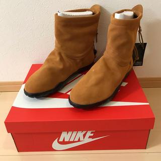 ナイキ(NIKE)のNIKE  AIR CHUKKA MOC ULTRA エアチャッカモック 新品(ブーツ)