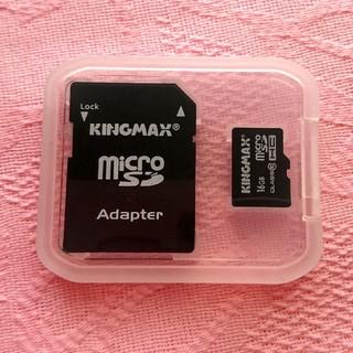マイクロSDカード 16GB(その他)