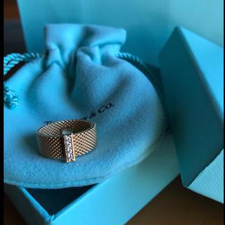 ティファニー(Tiffany & Co.)のティファニーの指輪(リング(指輪))