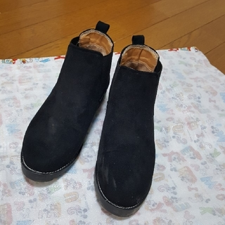 ブーツ 黒(ブーツ)