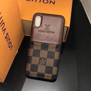ルイヴィトン(LOUIS VUITTON)のLouis Vuitton iPhone X/Xs 携帯電話ケース(iPhoneケース)