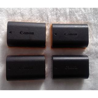 キヤノン(Canon)のキヤノン Canon LP-E6 純正バッテリー ユーズド おまけ有(その他)