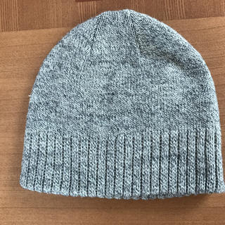 アールニューボールド(R.NEWBOLD)のR.NEWBOLD ニット帽 新品(ニット帽/ビーニー)