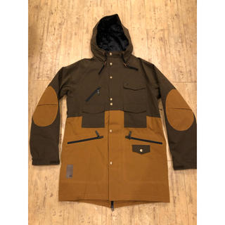 アナログクロージング(Analog Clothing)のANALOG メンズSOLITARYジャケット Lサイズ 新品未使用 送料無料(ウエア/装備)