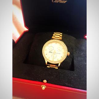 ジルバイジルスチュアート(JILL by JILLSTUART)のジルバイ 腕時計 ピンクゴールド(腕時計)