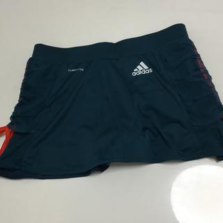 アディダス(adidas)の新品未使用 adidas テニススコート タグ付き (ウェア)