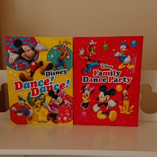 Disney - 【DWE】ディズニー ダンス DVD CD セット