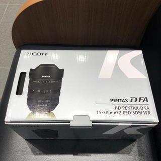 ペンタックス(PENTAX)の■ 美品 ペンタックス DA 15-30mm F2.8(レンズ(ズーム))