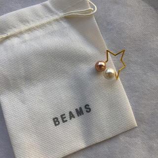 ビームス(BEAMS)のBEAMSパールイヤーカフ(イヤーカフ)
