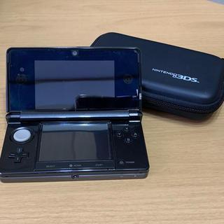ニンテンドー3DS - 3DS 本体 専用ケース付き