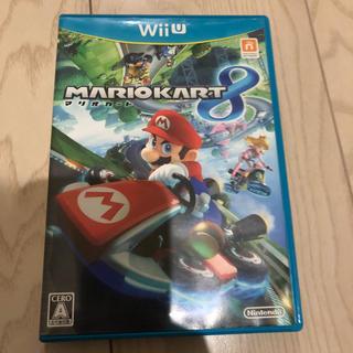 ウィーユー(Wii U)のwii u マリオカート8(家庭用ゲームソフト)