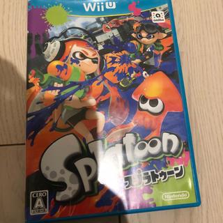 ウィーユー(Wii U)のwii u スプラトゥーン(家庭用ゲームソフト)