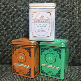 ※専用※HARNEY&SONS★ホット シナモン サンセット など3缶★紅茶(茶)