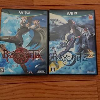 ウィーユー(Wii U)のベヨネッタ wiiu(家庭用ゲームソフト)