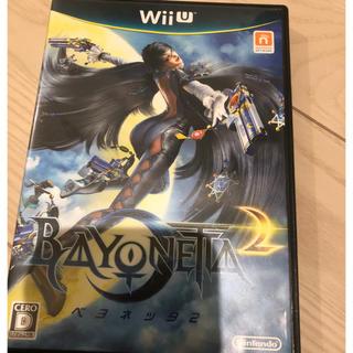 ウィーユー(Wii U)のwii u ベヨネッタ2(家庭用ゲームソフト)