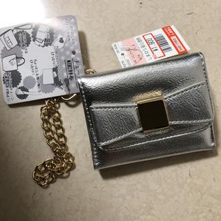 シマムラ(しまむら)の新品未使用 しまむら リボン ミニ財布(財布)