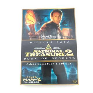 ディズニー(Disney)のNATIONAL TREASURE 2 DVD(外国映画)