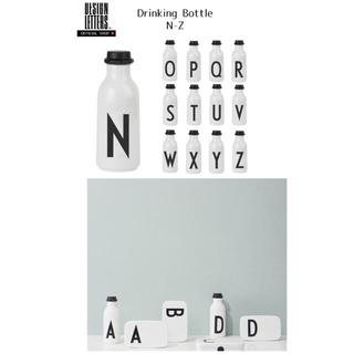 アルネヤコブセン(Arne Jacobsen)の正規品 デザインレターズ ☆ドリンクボトル1個(タンブラー)