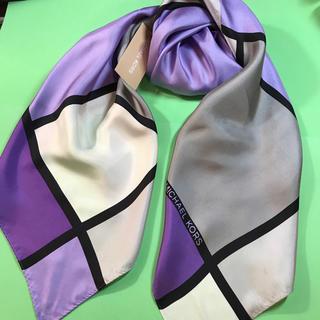 マイケルコース(Michael Kors)のマイケルコース……スカーフ……新品未使用(ストール/パシュミナ)