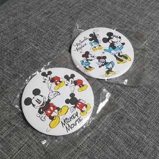 ディズニー(Disney)の缶バッヂ(バッジ/ピンバッジ)