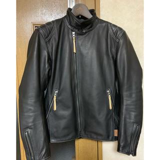 【メロメロ様専用】レザージャケット アンフィニッシュジャケット(装備/装具)