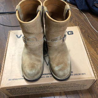 ウエスコ(Wesco)のviberg エンジニア 7 ブーツ バイカー ビバーグ(ブーツ)