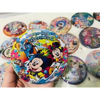 ディズニー(Disney)のディズニー 缶バッヂ (17個セット)(バッジ/ピンバッジ)