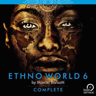 ETHNO WORLD 6 COMPLETE【シリアルコード納品】(ソフトウェアプラグイン)