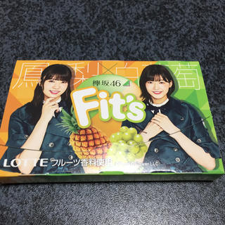欅坂46 Fit's 空箱  平手友梨奈メッセージ付き