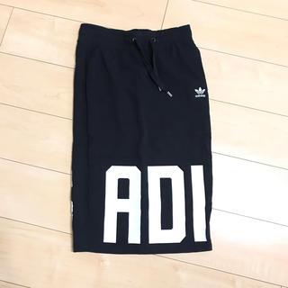 アディダス(adidas)のadidas タイトスカート(ひざ丈スカート)