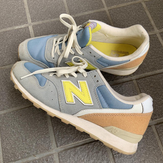 ニューバランス(New Balance)のニューバランス 爽やかカラー☆(スニーカー)