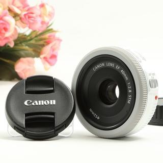 キヤノン(Canon)の◆美しく背景ぼかして素敵な写真を◆キャノン EF 40mm F2.8 STM(その他)
