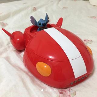 ディズニー(Disney)のスティチの乗り物玩具(電車のおもちゃ/車)