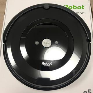 アイロボット(iRobot)のiRobot ロボットクリーナー ルンバ e5 チャコール E515060(掃除機)