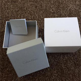 カルバンクライン(Calvin Klein)のCalvin Klein 空き箱(ネックレス)