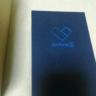 エイスース(ASUS)の新品未開封・ASUS Zenfone5 ZE620KL・BK(スマートフォン本体)