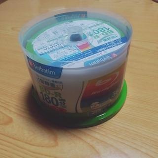 ミツビシ(三菱)の50枚セット Blu-raydisc  2セット!(DVDレコーダー)