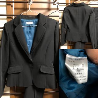 シマムラ(しまむら)のスーツ3点セット ジャケット スカート パンツ フォーマル ブラック(スーツ)