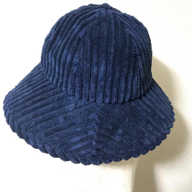 STYLENANDA(スタイルナンダ)のSTYLENANDA コーデュロイハット レディースの帽子(ハット)の商品写真