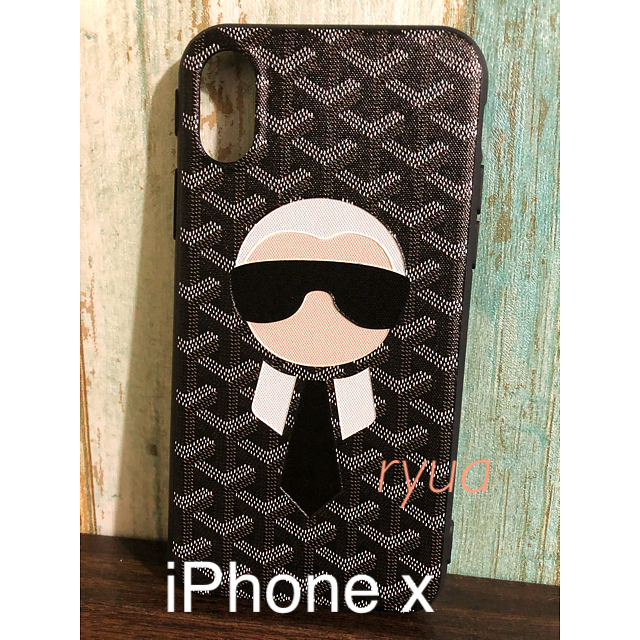 kate spade iphone7 ケース xperia / GOYARD - iPhone x カバー ケース☆ゴヤール ドルガバ 好きに../ラスト1点のみの通販 by E∞H|ゴヤールならラクマ