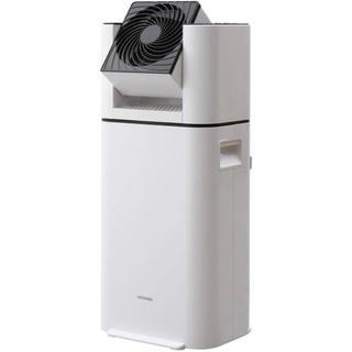 アイリスオーヤマ(アイリスオーヤマ)のアイリスオーヤマ 衣類乾燥除湿機 スピード乾燥 除湿量5.0L サーキュレーター(衣類乾燥機)