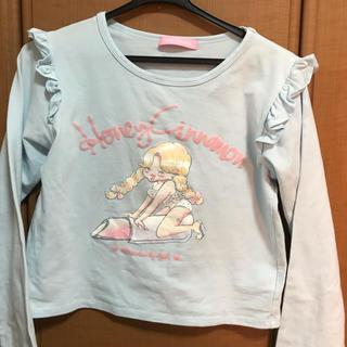 ハニーシナモン(Honey Cinnamon)のHoney Cinnamon Tシャツ(Tシャツ(長袖/七分))