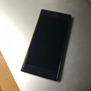 エクスペリア(Xperia)のSONY Xperia XZ 64GB SIMフリー F8332(スマートフォン本体)