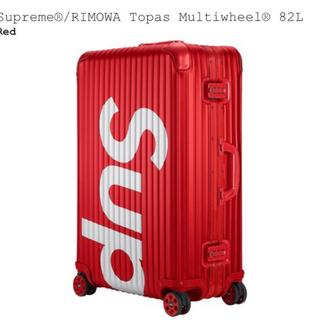 シュプリーム(Supreme)のsupremeスーツケース専用(トラベルバッグ/スーツケース)