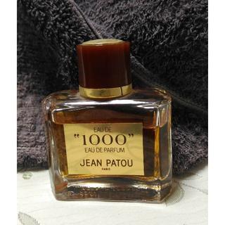 ジャンパトゥ(JEAN PATOU)の1000(ミル) / ジャン・パトゥ  (香水(女性用))